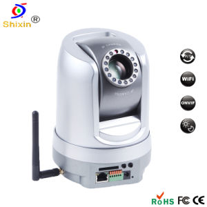 27X Optical Zoom 1/4′′ CCD Infrared Wireless PTZ Camera pictures & photos