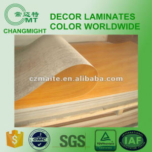 0.7mm Blue Texture High Pressure Laminate (HPL) pictures & photos
