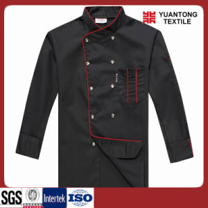 Fashionable Black Color Chef Clothes pictures & photos