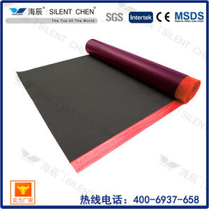 3mm Moisture Proof EVA Foam Underlayment with Blue Film pictures & photos