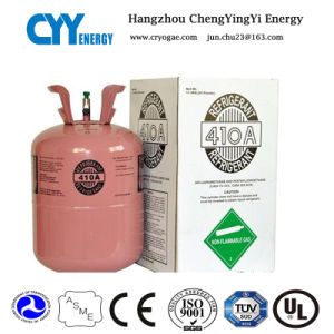 Refrigerant Gas R410A (R134A, R404A, R422D, R507) with Good Quality pictures & photos