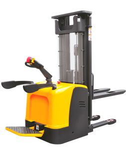 Electric Stacker of Warehouse Equipment with Ce pictures & photos