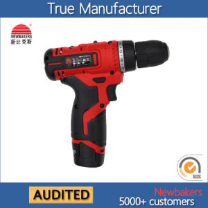 Cordless Drill Power Tools Electric Tool (GBK-12VS-2) pictures & photos