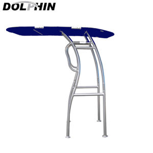 Dolphin PRO2 T Top W/ Navy Blue Canopy