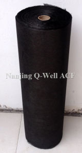 China Direct Supply Activated Carbon Fiber Surface Mat/Felt, Acf, A17016 pictures & photos