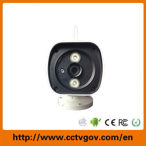Outdoor WiFi Waterproof IR Wireless Night Vision Security Bullet Camera pictures & photos
