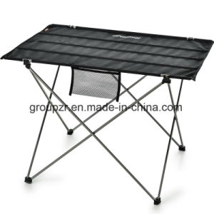 Aluminium Folding Table Oxford Light Table for Camping pictures & photos