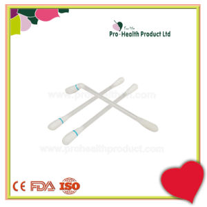 Disposable Sterile Alcohol Iodine Liquid Filled Medical Cleaning Cotton Swab pictures & photos