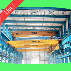 China Double Girder Crane