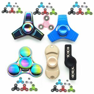The Spot Factory Direct Sales Fidget Hand Spinner High Quality and Best Price