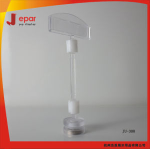 Supermarket Metal Shelf Plastic Advertising Price Label Holder pictures & photos