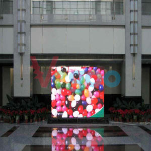 Vg P7.62 Full Color Indoor LED Display Perfect Vision Effect pictures & photos