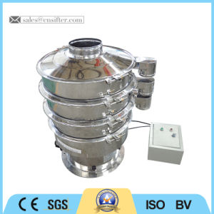 High Precision S/Steel Ultrasonic Vibro Sifter pictures & photos