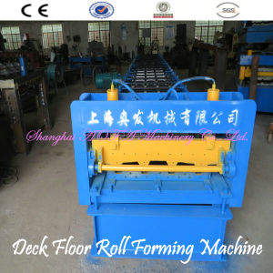 Construction Steel Structure Metal 688 Floor Deck Roll Forming Machine pictures & photos