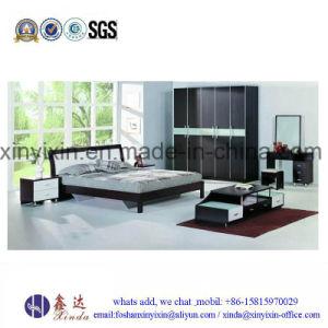 MDF 2door Wardrobe Simple Children Bedroom Furniture (SH044#) pictures & photos
