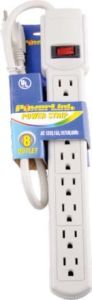 8 Outlets Surge Protector Power Strip with UL/cUL/ETL/cETL Approval, -90j/270j/750j pictures & photos