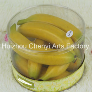 Transparent PVC Box Decoration Simulation Fruit pictures & photos