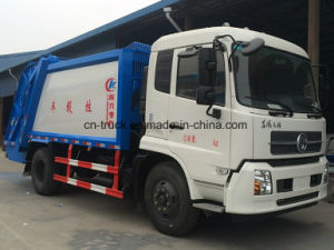 China Hotsales 12tons 12m3 Garbage Compactor Truck pictures & photos