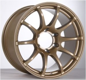 17 Inch/18 Inch Alloy Wheel with PCD 5X114.3 pictures & photos