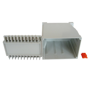 Dr-26 Standard DIN Rail Enclosure in Flame-Retardant ABS pictures & photos