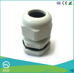 Washer Threaded Equipment Connection Waterproof PA66 Nylon Cable Gland Strain Relief Cable pictures & photos