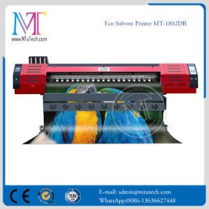 1.8m Dx7 Double Side Eco Solvent Printer pictures & photos