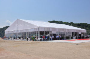 25m X 35m Big Tent with Glass Wall System