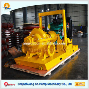 Large Capcity Double Suction Split Case Diesel Water Centrifugal Pump pictures & photos