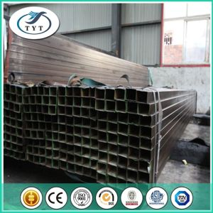 Black Welded Rectangular Hollow Section pictures & photos