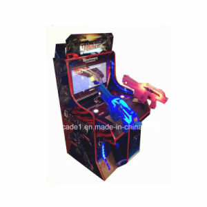 Factory Price Indoor Electronic Arcade Kids Shooting Game Machine pictures & photos