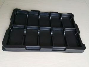 New Technology Anti-Static Electric ESD Tray Conductive Tray PP Tray PS Tray pictures & photos