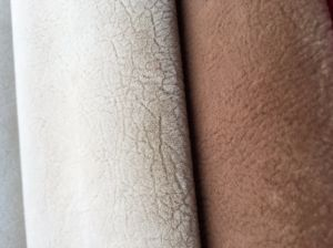100%Nylon Flocked Fabric Flocked Fabric (CME) pictures & photos