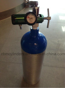 Bull-Nose Type Oxygen Regulators for Oxygen Therapy pictures & photos
