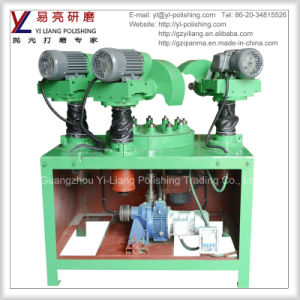Automatic Grinder Machine for Polishing Watch Case and Steel Parts Surface to Be Mirror Finish pictures & photos