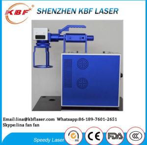 Portable PCB Fiber Laser Marker pictures & photos