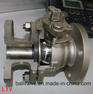 API Flanged Floating Stainless Steel Ball Valve