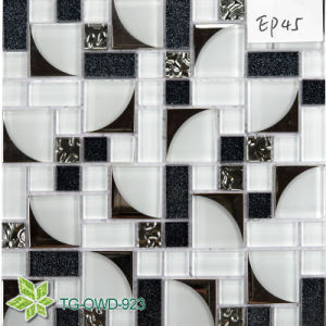 Corner Glass Mosaic Decorative (TG-OWD-923) pictures & photos