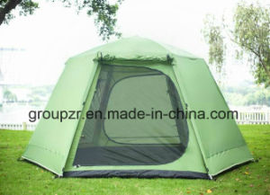 Family Camping Tent Automatic Tent pictures & photos