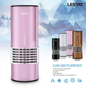 Car Air Purifier with HEPA Filter pictures & photos
