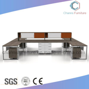 Modern Furniture Office Workstation with Useful Cabinet pictures & photos