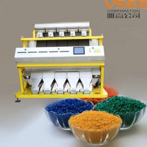 Plastic Flakes CCD Color Sorter pictures & photos