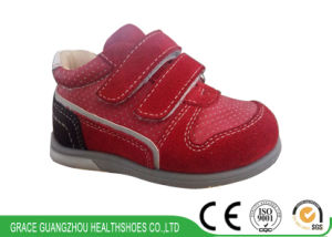 Grace Health Shoes Ortho Kids Shoes Therapeudic Baby Footwear pictures & photos