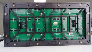 Fixed Installation Outdoor SMD Waterproof LED Display Cabinet P8 pictures & photos
