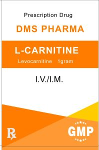 Weight Loss slimming Medicine Levocarnitine 200mg/2ml GMP Factory Lcarnitine pictures & photos