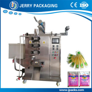 Factory Supply Corrosive Detergent / Disinfectant/ Bleach Liquid Filling Packing Machine pictures & photos