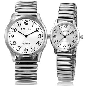 Men′s Fashion Stainless Steel Quartz Movement Watch pictures & photos