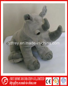 Plush Toy of Soft Cute Rhinoceros Toy pictures & photos