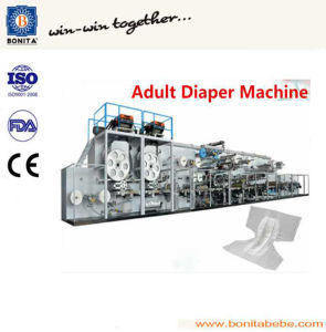 Full-Automatic High Speed Adult Diaper Machine Supplier (BNT-AD-09) pictures & photos