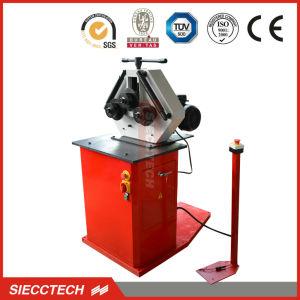 Vertical Horizontal Round Bending Machine (Steel Bar Round Bender RBM50HV) pictures & photos