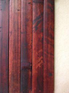 Anji Mountain Cobblestone Bamboo Area Rug pictures & photos